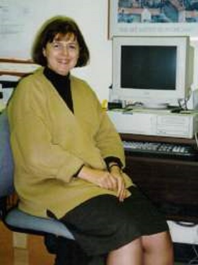 2008 Fellow of the year: Dr. Rhonna L. Cohen