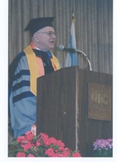 2003 Fellow of the year: Dr. Donald Chambers