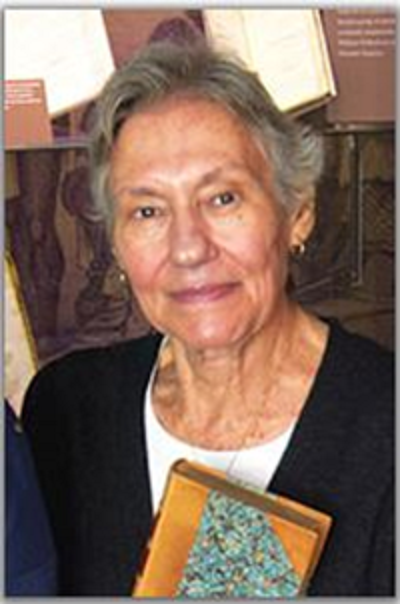 2016 Fellow of the Year: Dr. Nancy Cirillo