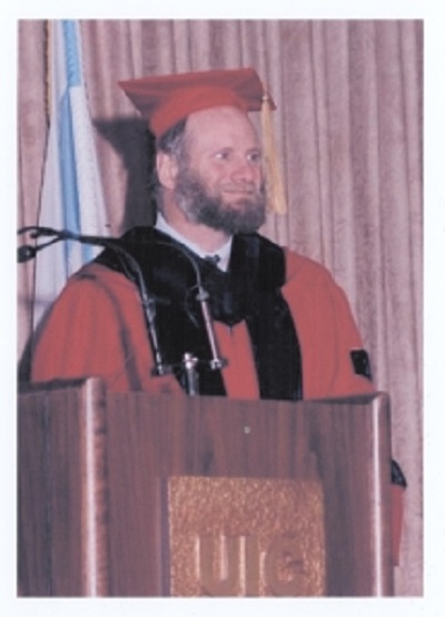 2005 Fellow of the year: Dr. Paul Malchow