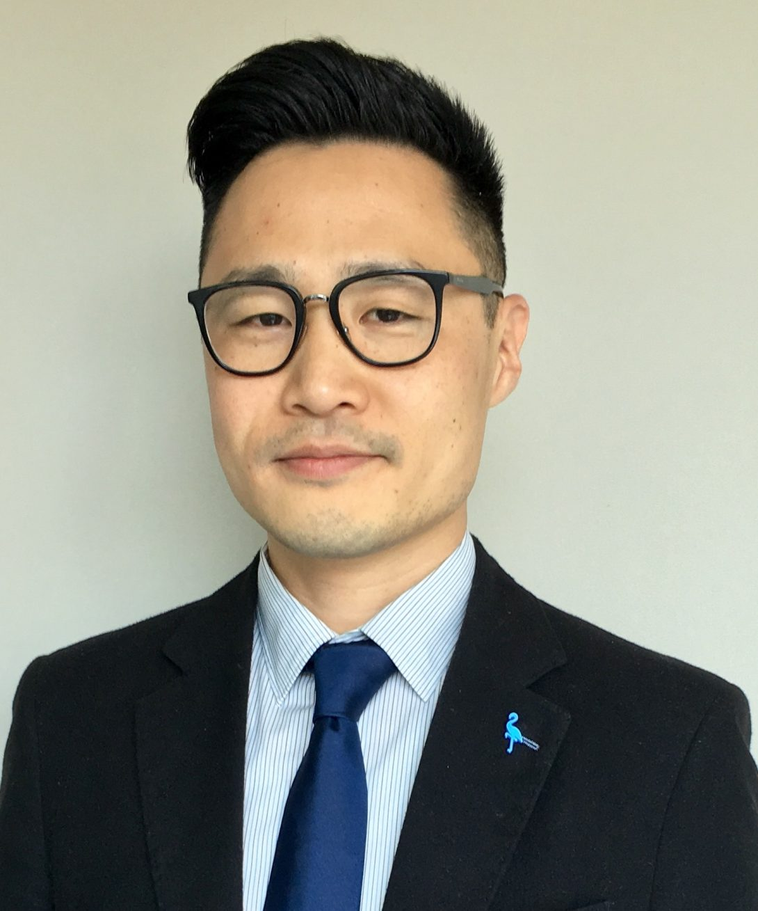 2017 Fellow of the Year: Dr. Michael Jin
